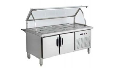 Pan Buffet Fridge DM46-4/5/6