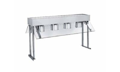 Lamp Buffet Bench Top Warmer (Display) DM61-4