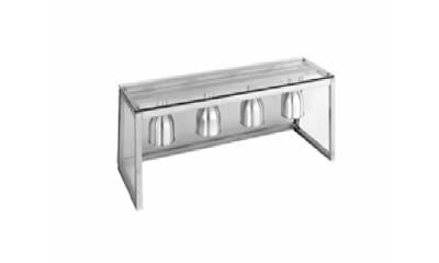 Lamp Buffet Bench Top Warmer (Self Serve) DM60-4