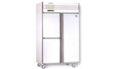3 - doors upright freezer and chiller AL-037